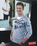 Ryan McPartlin (Chuck) - Genuine Signed Autograph 8345